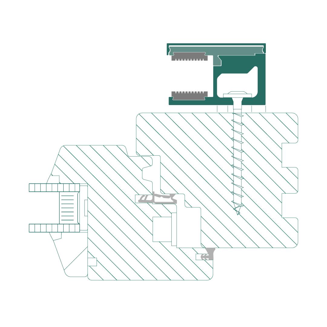 Geliebte SG Railing French – Französischer Balkon aus Glas – Details &OZ_61